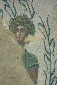 Mosaic of River God, Piazza Armerina