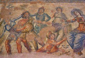 Mosaic of Marsyas, Paphos